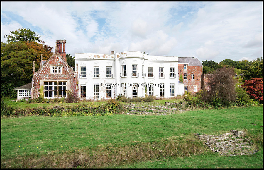 BNPS.co.uk (01202 558833)<br /> Pic: KnightFrank/BNPS<br /> <br /> This once-great country pad has gone on sale for a whopping &pound;2 million - but you'll have to spend a six-figure sum to return it to its past glory.<br /> <br /> Abbots Worthy House used to be one of the most impressive houses in its area but over the years the huge mansion has been left to fall into ruin.<br /> <br /> Experts say the grand property on the outskirts of Winchester, Hants, needs &quot;hundreds of thousands of pounds&quot; spending on it - but once it has been restored it will be worth &pound;3 million.<br /> <br /> Abbots Worthy House is being sold by informal tender by Knight Frank estate agents with a guide price of &pound;2 million.