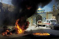 Iraq, 2004.