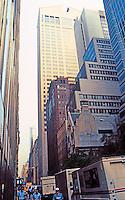 Philip Johnson: AT&T Building.  New York.  Photo '88.