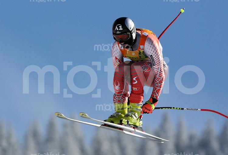 Ski Alpin; Saison 2006/2007   Herren Abfahrt Christoph Gruber (AUT)