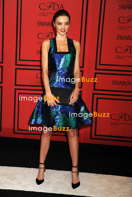 Miranda Kerr at the 2013 CFDA Fashion Awards.<br /> New York City, June 3, 2013.