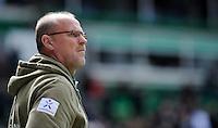 FUSSBALL   1. BUNDESLIGA   SAISON 2011/2012   34. SPIELTAG SV Werder Bremen - FC Schalke 04                       05.05.2012 Trainer Thomas Schaaf (SV Werder Bremen)