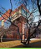 Barnard College Diana Center by Weiss/Manfredi Archtects / Barnard