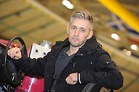 SCHAATSEN: HEERENVEEN: 21-01-2014, Beert Boomsma Hoofd IJsmeester Thialf, ©foto Martin de Jong
