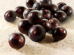 Photos & Images of the acai berry the super fruit anti oxident from the Amazon. The acai berry has been associated with helping weight loss.