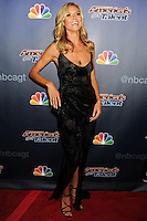 NEW YORK CITY, NY, USA - SEPTEMBER 17: Heidi Klum attends the 'America's Got Talent' Season 9 Finale held at the Radio City Music Hall on September 17, 2014 in New York City, New York, United States. (Photo by Celebrity Monitor)