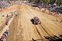 #118 Class One of Steve Strobel near start of 2007 Baja 1000, Ensenada, Mexico. Team fined 2nd in Class One with a time of 27:26:44