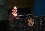 CUBA<br /> <br /> General Assembly 70th session:  45th plenary meeting<br /> 1. Strengthening of the United Nations system: draft resolution (A/70/L.6) [item 122]<br /> 2. Implementation of the resolutions of the United Nations [item 119] Revitalization of the work of the General Assembly [item 120] Joint debate