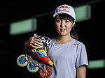 Red Bull Skate Roller Athlete  王姿茜  Una Wang - Taiwan