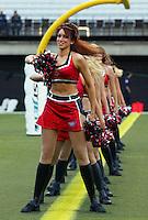 Ottawa Renegades cheerleaders 2005. Photo F. Scott Grant
