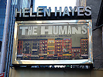 'The Humans' - Theatre Marquee