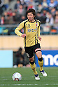 Koken Kato (Sanga), DECEMBER 29, 2011 - Football / Soccer : 91st Emperor's Cup semifinal match between Yokohama F Marinos 2-4 Kyoto Sanga F.C. at National Stadium in Tokyo, Japan. (Photo by Hiroyuki Sato/AFLO)