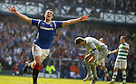 For a short while all is well in the Rangers world with a comprehensive victory over rivals Celtic
