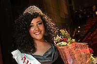 ISRAELE : Concorso di bellezza per donne large tenutosi in Be'er Sheva il 19 dicembre 2009..© ALESSIO ROMENZI