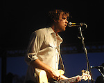 Okkervil River plays the Double Decker Arts Festival in Oxford, Miss. on Friday, April 29, 2011.