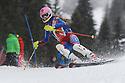 04/01/2015 under 14 girls slalom run 1