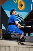 Davina and the Vagabonds - 2014 Monterey Jazz Festival