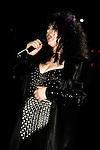 Heart performing in September 1985. © David Plastik / Retna Ltd.
