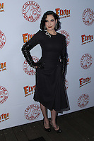 HOLLYWOOD, CA - OCTOBER 18: Dita Von Teese attends the launch party for Cassandra Peterson's new book 'Elvira, Mistress Of The Dark' at the Hollywood Roosevelt Hotel on October 18, 2016 in Hollywood, California. (Credit: Parisa Afsahi/MediaPunch).