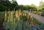 Longwood Gardens near Philadelphia. Flowers..Philadelphia, Pennsylvania, PA USA.  Photo copyright Lee Foster, 510-549-2202, lee@fostertravel.com, www.fostertravel.com. Photo 386-30651