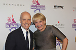 Scott Hamilton and Andrea Joyce - Figure Skating in Harlem celebrates 20 years - Champions in Life benefit Gala on May 2, 2017 in New York Ciry, New York.   (Photo by Sue Coflin/Max Photos)