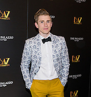 LAS VEGAS, NV - July 12, 2016: ***HOUSE COVERAGE*** Payson Lewis pictured as BAZ  -Star Crossed Love Opening Night arrivals at The Palazzo Theater at The Palazzo Las Vegas in Las vegas, NV on July 12, 2016. Credit: Erik Kabik Photography/ MediaPunch