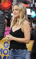 NEW YORK, NY-September 28: Kate Hudson at Good Morning America in New York City on September 28, 2016. Credit: RW/MediaPunch