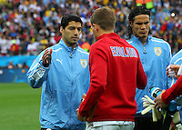 England vs Uruguay, June 19, 2014