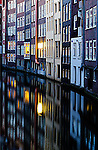 Amsterdam is canals.