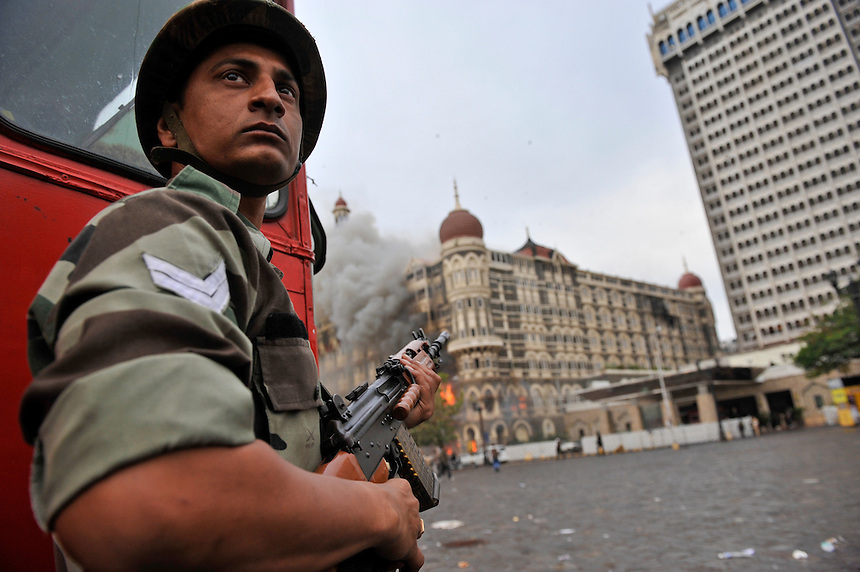 26/11 Terror attacks on Mumbai