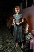 BURBERRY<br /> ANNA WINTOUR<br /> London Fashion Week, Ready to Wear, FW17<br /> on September 19, 2016<br /> CAP/GOL<br /> &copy;GOL/Capital Pictures /MediaPunch ***NORTH AND SOUTH AMERICAS ONLY***