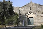 San Miguel Castle and Chapel, Guimaraes, Minho, Portugal