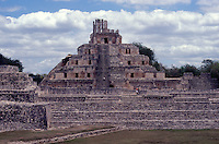 Edzna, Campeche, Mexico