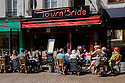 Paris, France. 09.05.2015. Restaurant Tournbride, Rue Mouffetarde, Paris, France.. Photograph © Jane Hobson.