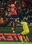 Atlético Bucaramanga venció como visitante 1-0 a Independiente Medellín. Fecha 12 Liga Águila I-2017.
