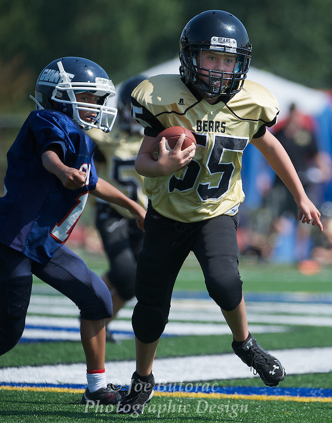 North Langley Bears vs Chilliwack Giants-Blue Atom Golden Helmet Tournament