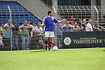 Benjamin Hien (VfR Mannheim) in der Oberliga 2007/08 VfR Mannheim vs. SV Waldhof/Mannheim. Foto © Rhein-Neckar-Picture *** Foto ist honorarpflichtig! *** Auf Anfrage in höherer Qualität/Auflösung. Belegexemplar erbeten.