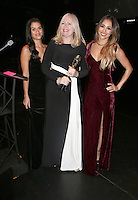 Hollywood, CA - February 19: Taylor Nolan, Jennifer Graylock, Danielle Lombard, At 3rd Annual Hollywood Beauty Awards_Inside, At Avalon Hollywood In California on February 19, 2017. Credit: Faye Sadou/MediaPunch