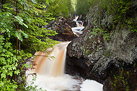 &quot;Cascade River Waterfalls&quot;<br />