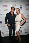 """Geoffrey Horn and """"What Not to Wear"""" Make-up Artist Carmindy Attends Wendy Williams celebrates the launch of her new book """"Ask Wendy"""" by HarperCollins and  her new Broadway role as Matron """"Mama"""" Morton in Chicago - Held at Pink Elephant, NY"""