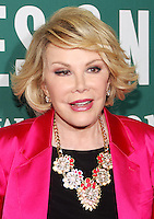 Joan Rivers Hospitalized after She Stops Breathing During Vocal Chord Operation
