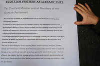 05/02/11 Authors protest