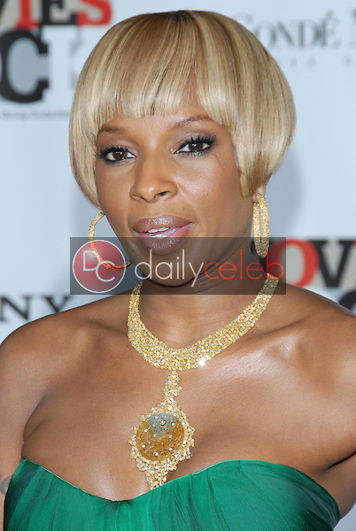 Mary J. Blige<br />