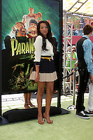 "LOS ANGELES - AUG 5:  Daphne Blunt arrives at the ""ParaNorman"" Premiere at Universal CityWalk on August 5, 2012 in Universal City, CA"