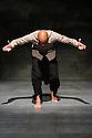 "Akram Khan Company presents ""Chotto Desh"", at the Edinburgh International Conference Centre, as part of the Edinburgh International Festival. The dancer is Dennis Alamanos."