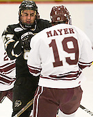 Kyle Maggard (Army - 27) - The host Colgate University Raiders defeated the Army Black Knights 3-1 in the first Cape Cod Classic on Saturday, October 9, 2010, at the Hyannis Youth and Community Center in Hyannis, MA.