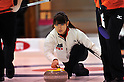Miyo Ichikawa (Chuden),..FEBRUARY 10, 2011 - Curling : The 28th Zennou Japan Curling Championship at Sunpillar Park curling hall, Hokkaido, Japan. (Photo by Jun Tsukida/AFLO SPORT)[0003]