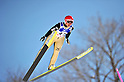 Ayumi Watase (JPN),.MARCH 4, 2012 - Ski Jumping : FIS Ski Jumping World Cup Ladies in Zao, Individual the 13th Competiiton HS100 at Jumping Hills Zao,Yamagata ,Japan. (Photo by Jun Tsukida/AFLO SPORT) [0003].