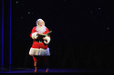 ELF THE MUSICAL opens at the Dominion Theatre, Tottenham Court Road. Picture shows: Mark McKerracher (Santa).