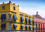 Mexico, Mexico City, Emiliano Zapata Street, Pedestrian Way